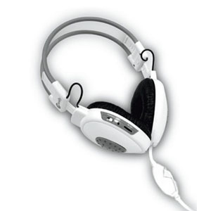 Macally PODPRO Noise Reduction Stereo Headphone