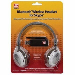 Zoom 4386 Wireless Stereo Headset