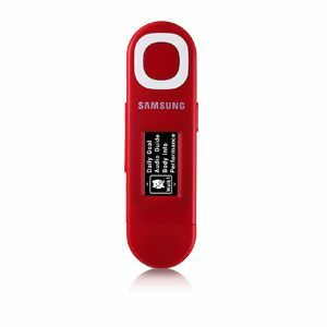 Samsung yepp YP-U5 4GB Flash MP3 Player