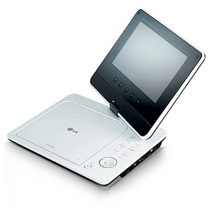 LG DP371 Portable DVD Player