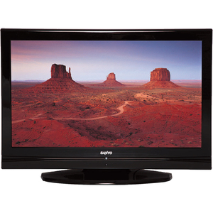 "Sanyo CE32FD90-B 32"" LCD TV"