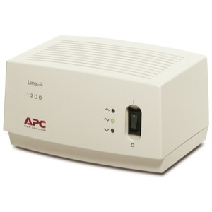 APC Line-R 600 VA Line Conditioner With AVR