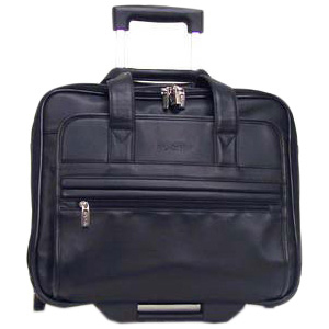 "Heritage Travelware 520805 Carrying Case (Portfolio) for 15.4"" Notebook - Black"