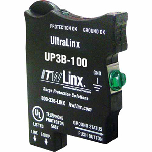 ITWLinx UltraLinx UP3B-100 Surge Suppressor