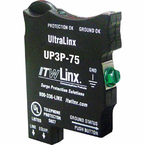 ITWLinx UltraLinx UP3P-75 Surge Suppressor