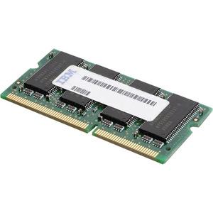 Lenovo 55Y3711 4GB DDR3 SDRAM Memory Module - 4 GB - DDR3 SDRAM - 1600 MHz DDR3-1600/PC3-12800 - 204-pin - SoDIMM