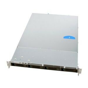 Intel SR1690WBRNA Barebone System - 1U Rack-mountable - Intel 5500 Chipset - Socket B LGA-1366 - 2 x Processor Support