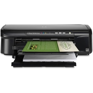 HP Officejet E809A Inkjet Printer - Color