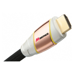 Monster Cable M1000 HD-25 M Series HDTV HDMI A/V Cable