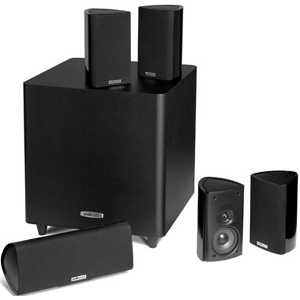 Polk Audio RM 705 Home Theater Speaker System