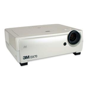 3M DX70 MultiMedia Projector