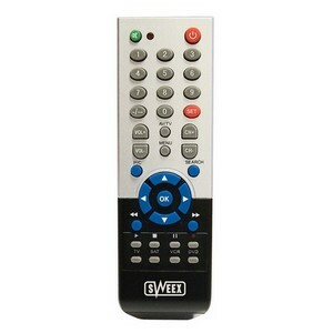 Sweex Universal Remote Control
