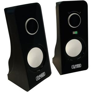 Sweex SP020V2 Multimedia Speaker System
