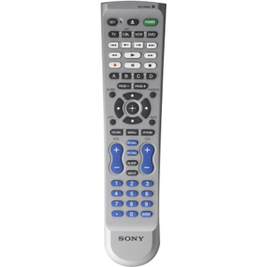 Sony RM-VZ220T Universal Remote Control