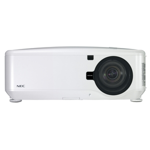 NEC Display NP4100W Multimedia Projector