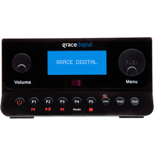 Grace Digital GDI-IRA500 Internet Radio - Wi-Fi