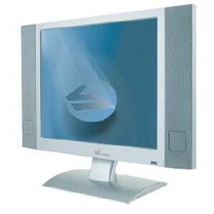 "V7 20"" LCD TV"