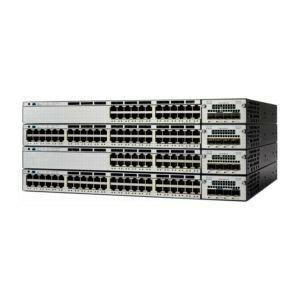 CISCO WS-C3750X-24T-L Catalyst 3750X-24T-L Layer 3 Switch