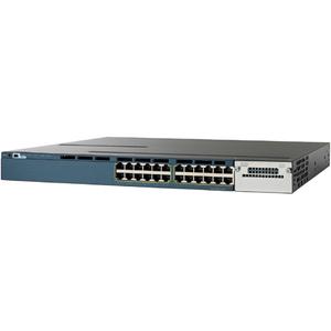 CISCO WS-C3560X-24T-L Catalyst WS-C3560X-24T-L Gigabit Ethernet Switch