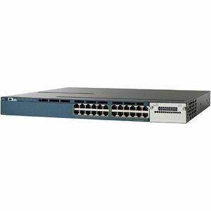 CISCO WS-C3560X-24P-L Catalyst WS-C3560X-24P-L Gigabit Ethernet Switch