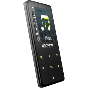 Archos 501516 MP3, ARCHOS VISION 15, 4GB, BLACK, Multi Media Devices