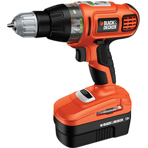 Black &amp; Decker SmartSelect SS18C Drill