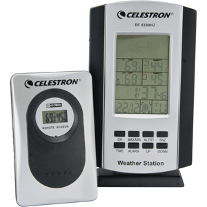 Celestron 47001 WEATHER STATION, COMPACT WEAT Outdoor Living