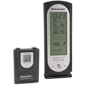 Celestron 47005 WEATHER STATION, DELUXE COMPACT Outdoor Living