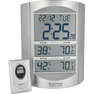 Celestron 47007 WEATHER STATION, LARGE FORMAT Outdoor Living