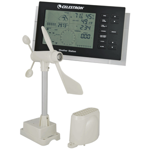 Celestron 47009 WEATHER STATION, DELUXE Outdoor Living