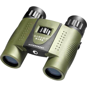 Barska AB10240 Blackhawk 8x25 WP Compact Bak-4 Optics
