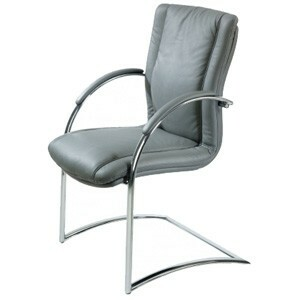 NTF2800GTA20L32 - 9 to 5 Seating Cayman 2800-GT Mid Back Guest Chair with Arms