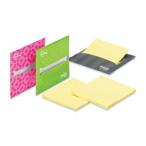 Post-it LND3303PK Super Sticky Laptop Note Dispenser