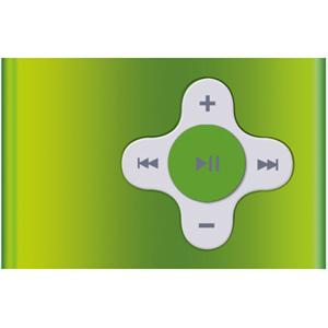 Sweex Clipz MP305 2GB Flash MP3 Player