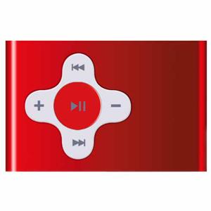 Sweex Clipz MP302 2GB Flash MP3 Player