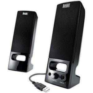 Hercules XPS 2.0 35 USB Speaker System