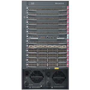 CISCO WS-C6513-E Catalyst 6513 Switch Chassis