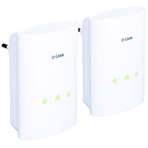 D-Link DHP-307AV Powerline Starter Kit