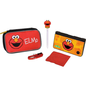 DreamGear DGDSI2702 GAMING, ELMO STARTER KIT 5 IN 1, IN- Gaming Hardware