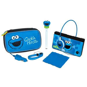 DreamGear DGDSI2705 GAMING, COOKIE MONSTER TRAVEL KIT Gaming Hardware