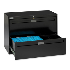 TNNLPL3624L20BK - Tennsco LPL3624L20 Lateral File Cabinet