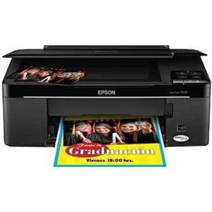 Epson Stylus TX120 Inkjet Multifunction Printer - Color - Plain Paper Print - Desktop