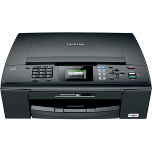 Brother MFC-J220 Inkjet Multifunction Printer - Color - Plain Pa