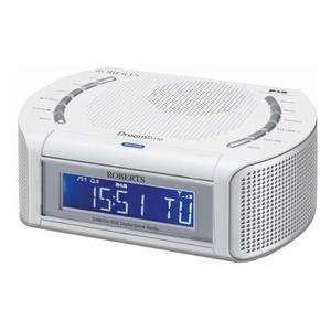 Roberts Radio DreamTime Desktop Clock Radio