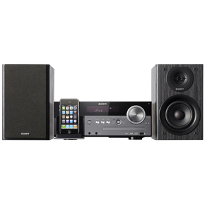 Sony CMT-MX550i Micro Hi-Fi System