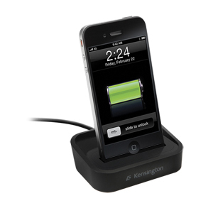 Charge and Sync Cradle for iPhone/iPod