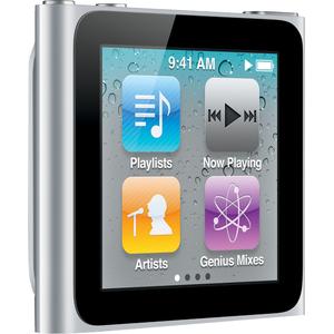 Apple iPod nano 16GB Flash MP3 Player