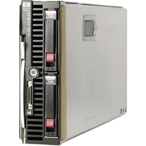 HP ProLiant BL460c 603259-B21 Blade Server - 1 x Xeon X5650 2.66