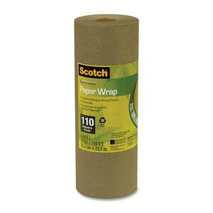 Scotch Recyclable Paper Wrap