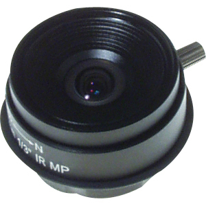 AXIS Communications 5700-821 AXIS LENS CS 2.8MM MEGAPIXEL FIXED Surveillance Accessory